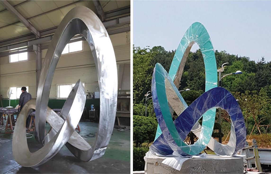 경북 상징 조형물